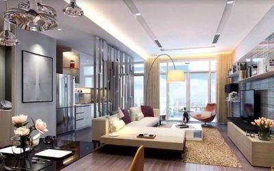 Cho thuê căn hộ park hill 1 phòng ngủ