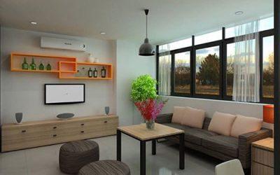 Cho thuê căn hộ Park Hill 4 phòng ngủ