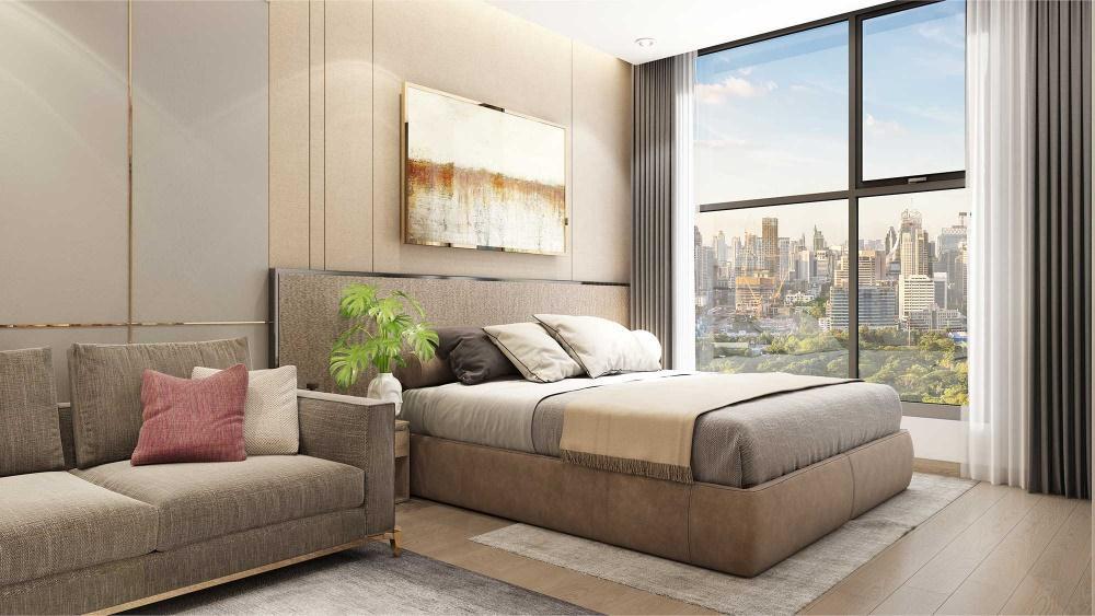 Cho thuê căn hộ park hill 2 phòng ngủ